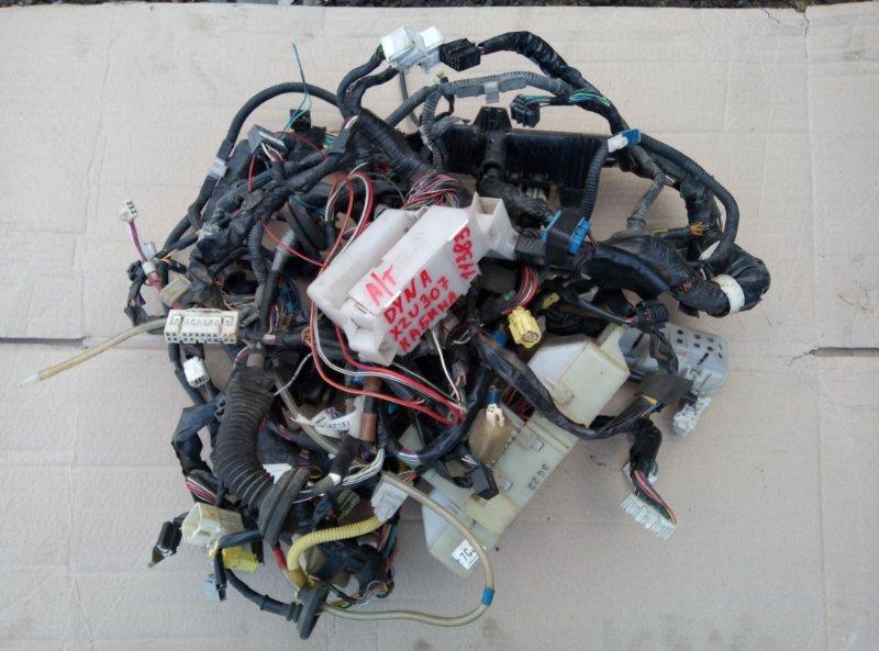 Проводка кабины Toyota Dyna XZU307 S05D 2001