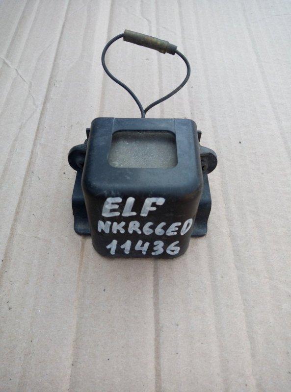 Подсветка номера Isuzu Elf NKR66ED 4HF1 2001