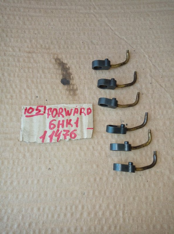 Форсунка масляная Isuzu Forward FRD34K4 6HK1 2000