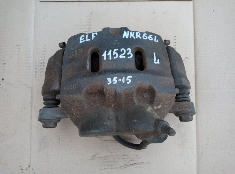 Тормозной суппорт Isuzu Elf NKR66L 4HF1 левый