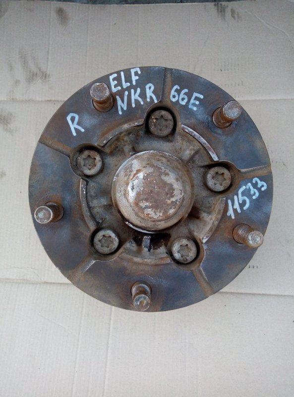 Ступица Isuzu Elf NKR66E 4HF1 передняя правая