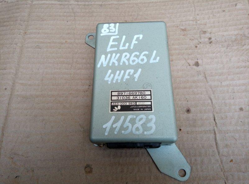 Блок управления акпп (компьютер) Isuzu Elf NKR66L 4HF1 1998