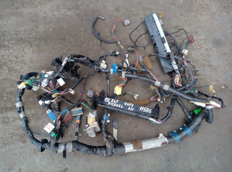 Проводка кабины Isuzu Elf NKR66L 4HF1 1998