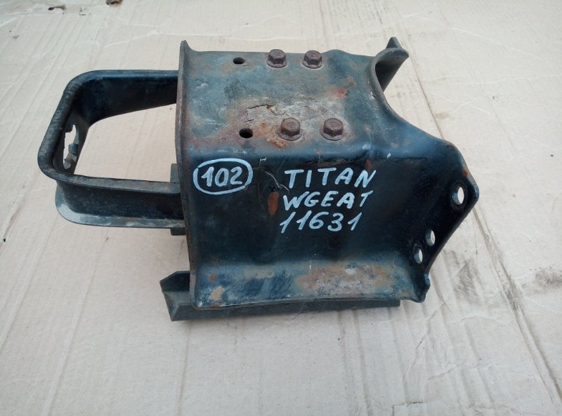 Крепление запаски Mazda Titan WGEAT TF 1996