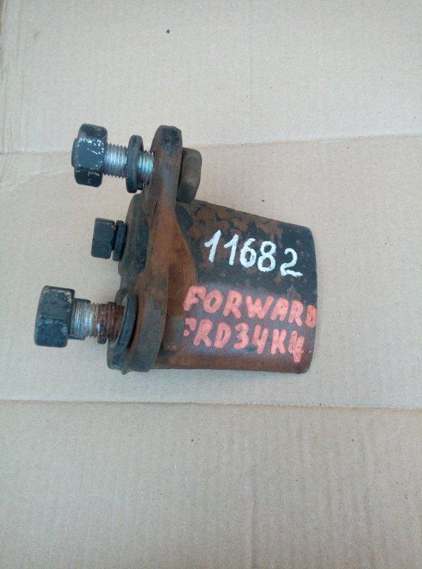 Кронштейн подрессорника Isuzu Forward FRD34K4 6HK1 2000