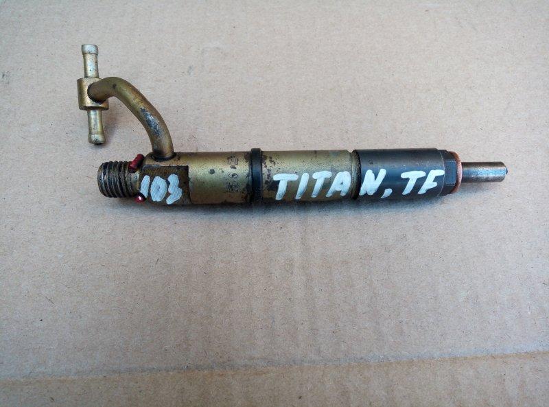 Форсунка топливная Mazda Titan WGE1T TF 1997