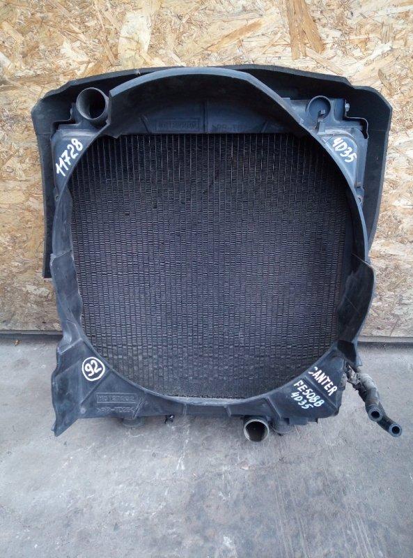 Радиатор Mitsubishi Canter FE508B 4D35 1996