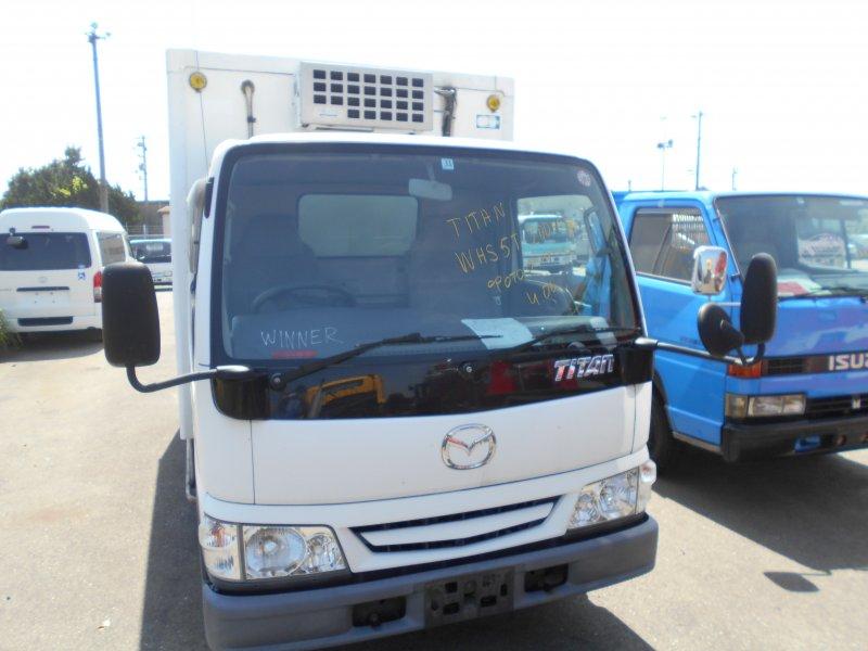 Кабина, в сборе Mazda Titan WHS5T VS 2001