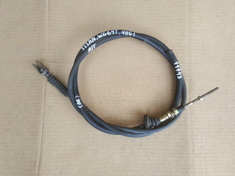 Трос ручника Mazda Titan WG64T 4HG1 1998