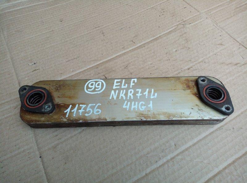 Теплообменник Isuzu Elf NKR71L 4HG1 2001