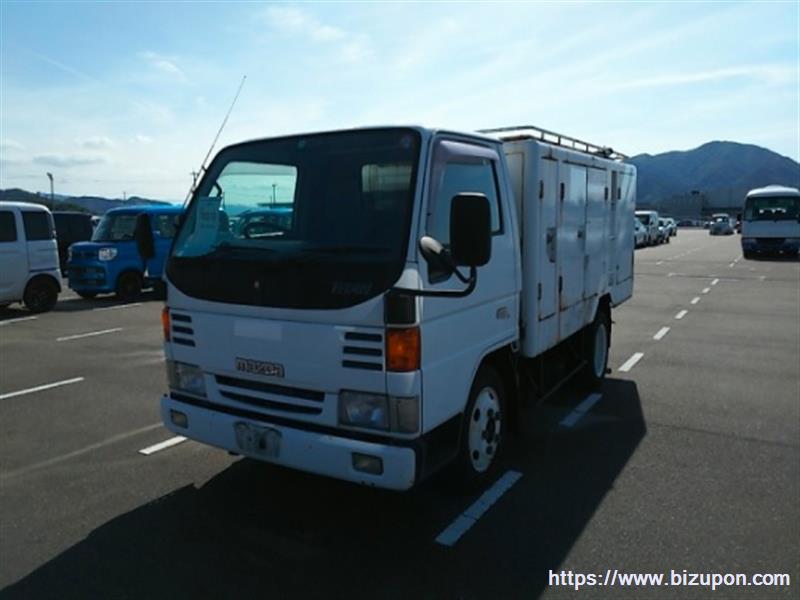 Двигатель Mazda Titan WGSAT VS 2000