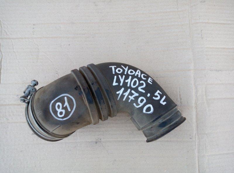 Гофра впускного коллектора Toyota Toyoace LY102 5L 2000