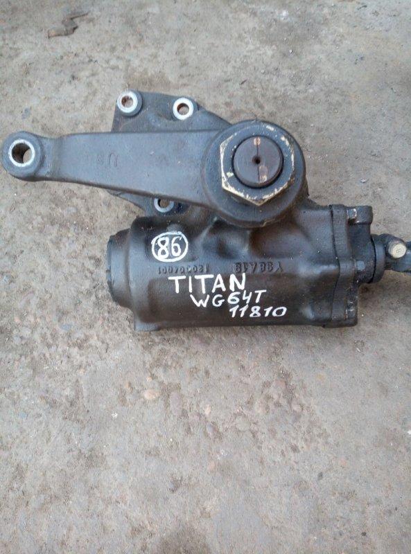 Редуктор рулевой Mazda Titan WG64T 4HG1 1998