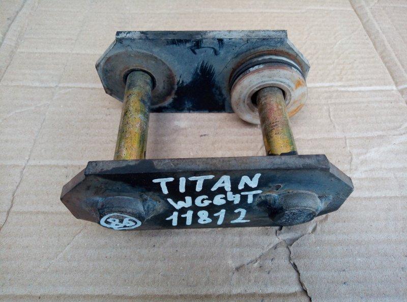 Серьга рессорная Mazda Titan WG64T 4HG1 1998 передняя