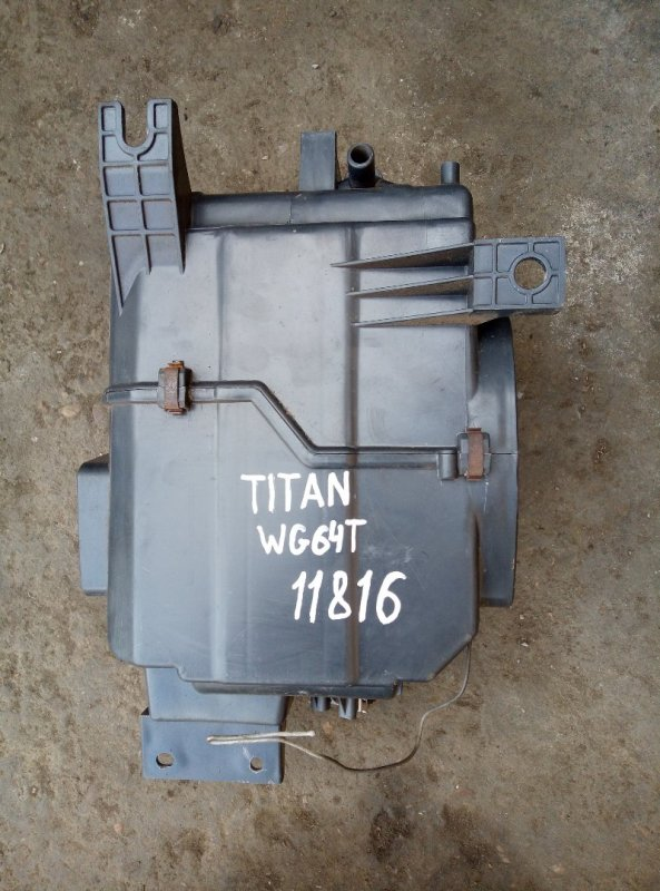 Корпус кондиционера Mazda Titan WG64T 4HG1 1998