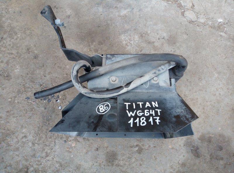 Радиатор акпп Mazda Titan WG64T 4HG1 1998