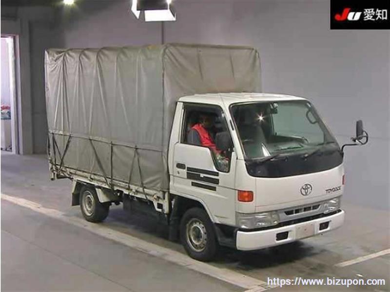 Кузов бортовой Toyota Toyoace LY112 5L 2000