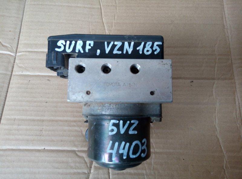 Блок abs Toyota Surf VZN185 5VZ 1997