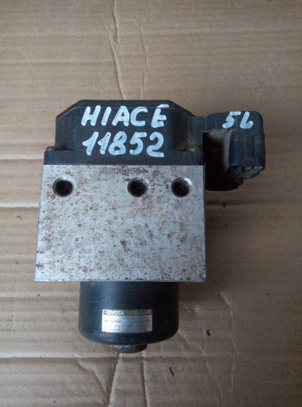 Блок abs Toyota Hiace 5L