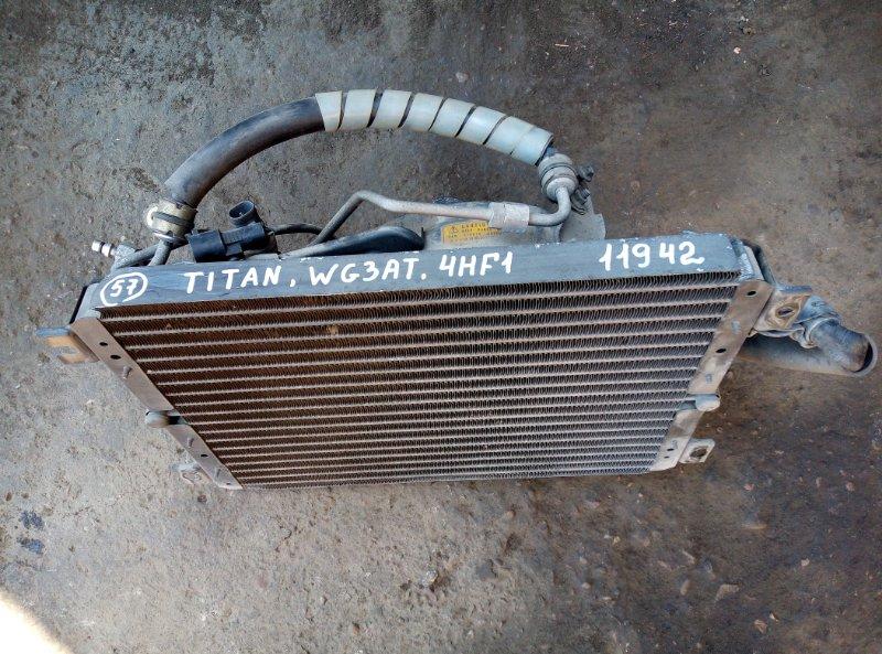 Радиатор кондиционера Mazda Titan WG3AT 4HF1 2000