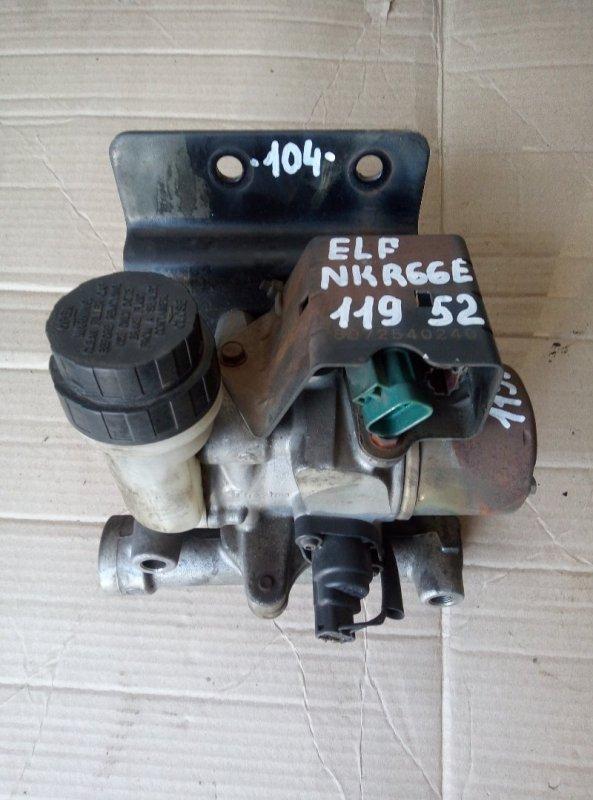 Цилиндр сцепления, главный Isuzu Elf NKR66E 4HF1 2002
