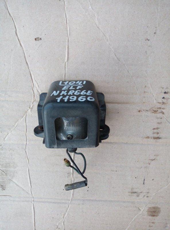 Подсветка номера Isuzu Elf NKR66E 4HF1 2002