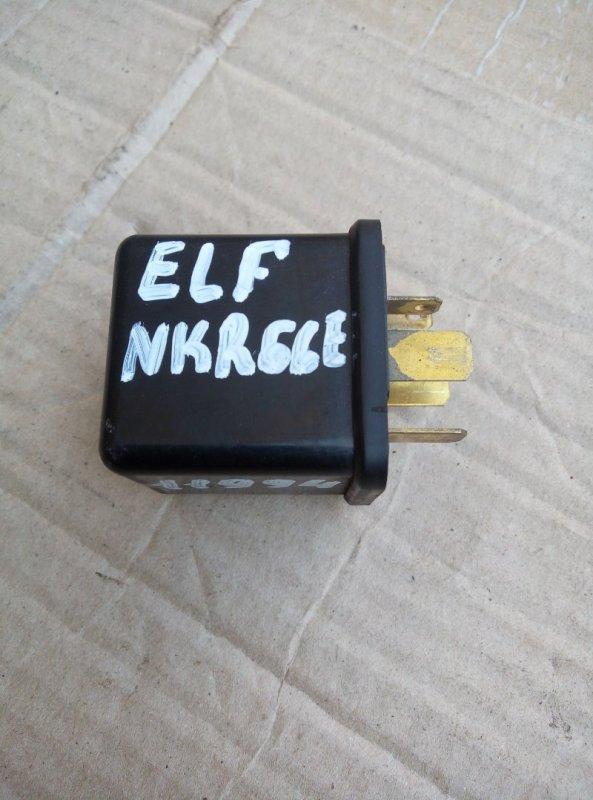 Реле свечей накала Isuzu Elf NKR66E 4HF1