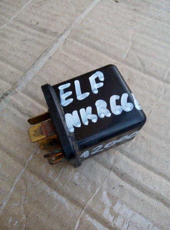 Реле стартера Isuzu Elf NKR66E 4HF1