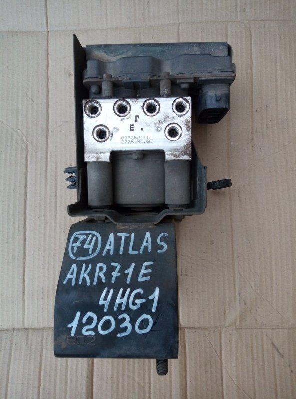 Блок abs Nissan Atlas AKR71E 4HG1 2002