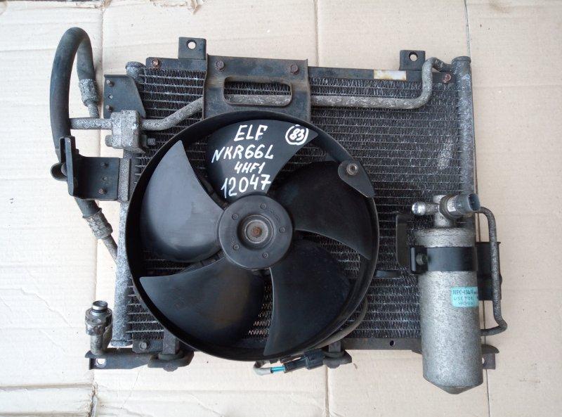 Радиатор кондиционера Isuzu Elf NKR66L 4HF1 1998