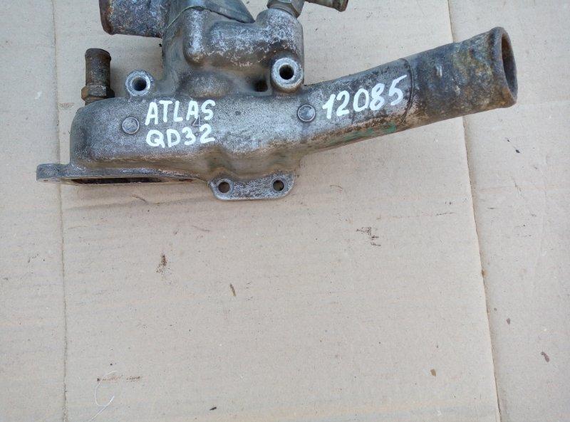 Корпус термостата Nissan Atlas R4F23 QD32