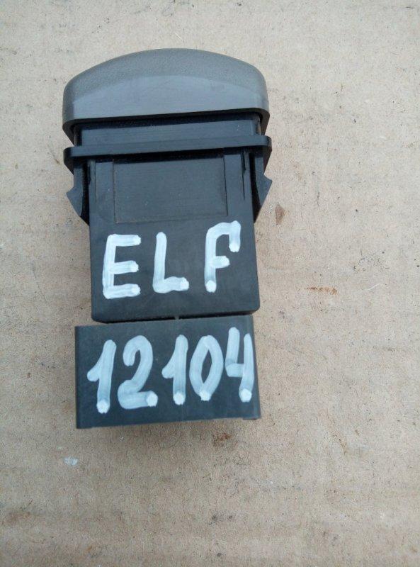 Кнопка прогрева двигателя Isuzu Elf NKR66E 4HF1