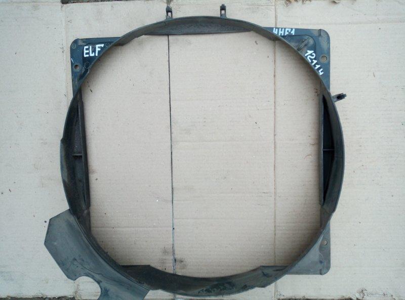 Диффузор радиатора Isuzu Elf NKR66E 4HF1