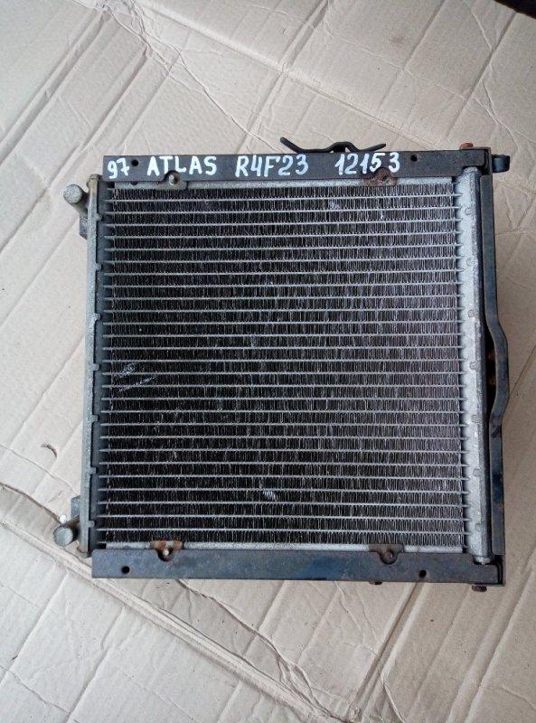 Радиатор кондиционера Nissan Atlas R4F23 QD32 2000