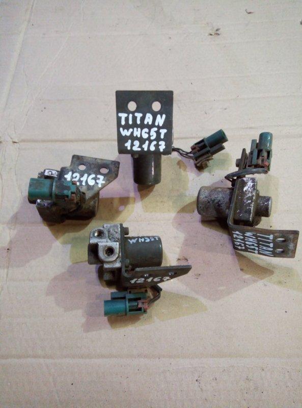 Электроклапан Mazda Titan WH65T 4HG1 2000