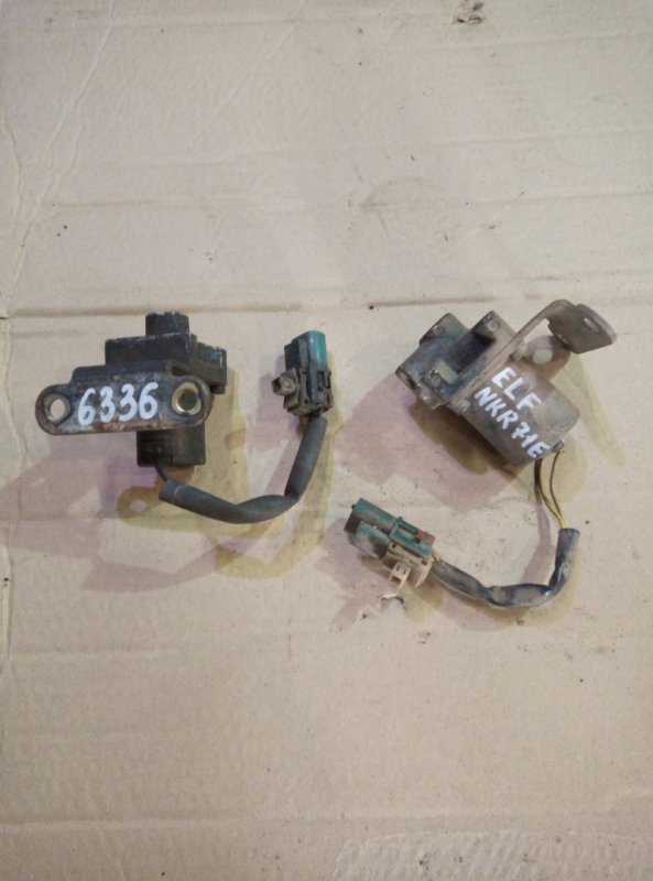 Электроклапан Isuzu Elf NKR71E 4HG1 1998