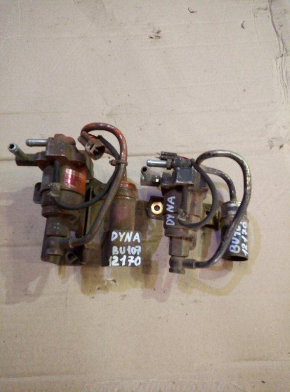 Электроклапан Toyota Dyna BU107 15B