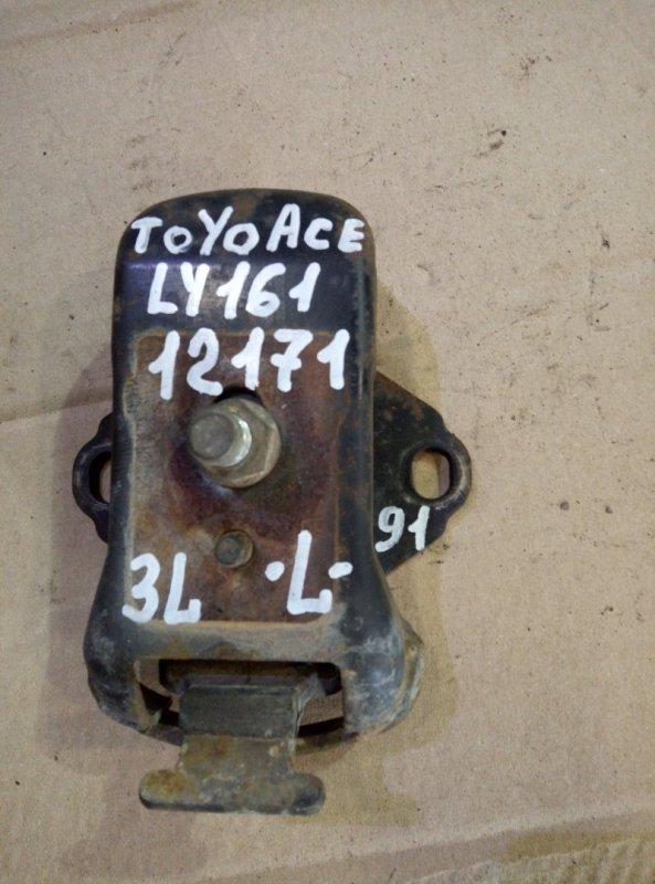 Подушка двигателя Toyota Toyoace LY161 3L 1998 левая