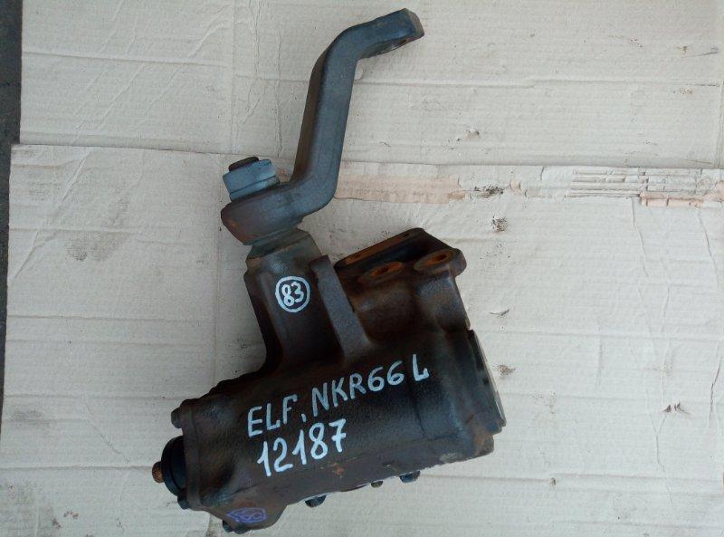 Редуктор рулевой Isuzu Elf NKR66L 4HF1 1998