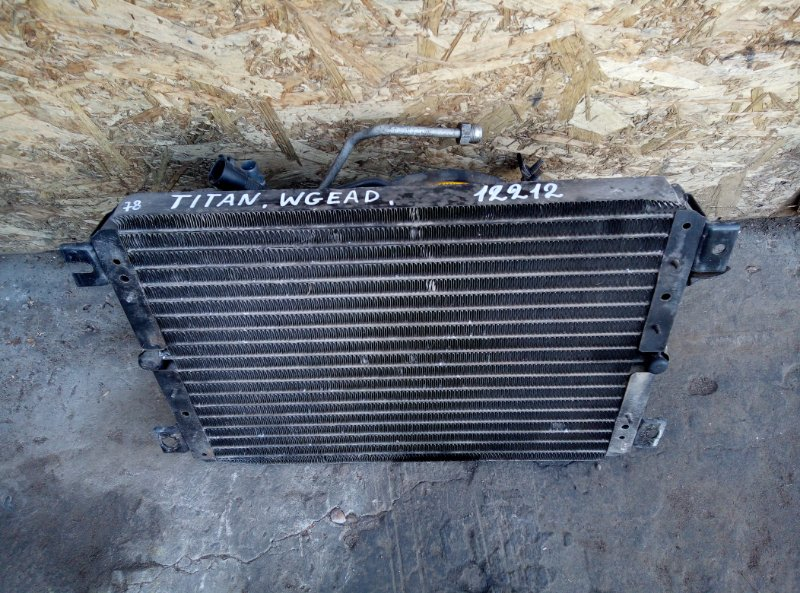 Радиатор кондиционера Mazda Titan WGEAD TF 2000