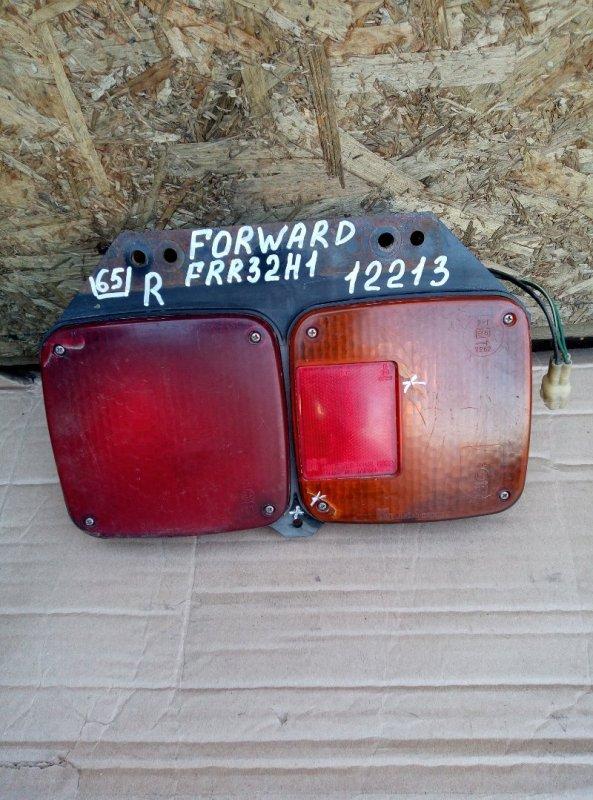Стоп сигнал Isuzu Forward FRR32H1 6HE1 1995 правый