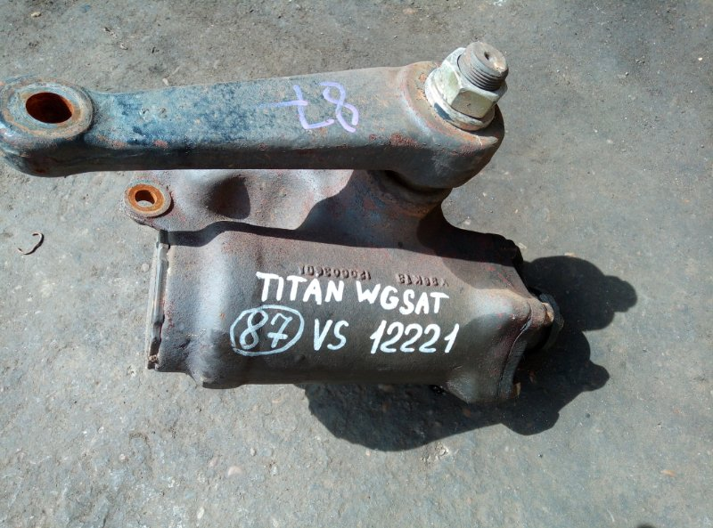 Редуктор рулевой Mazda Titan WGSAT VS 1996