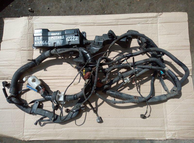 Проводка (коса) моторного отсека Isuzu Elf NKR66L 4HF1 1998
