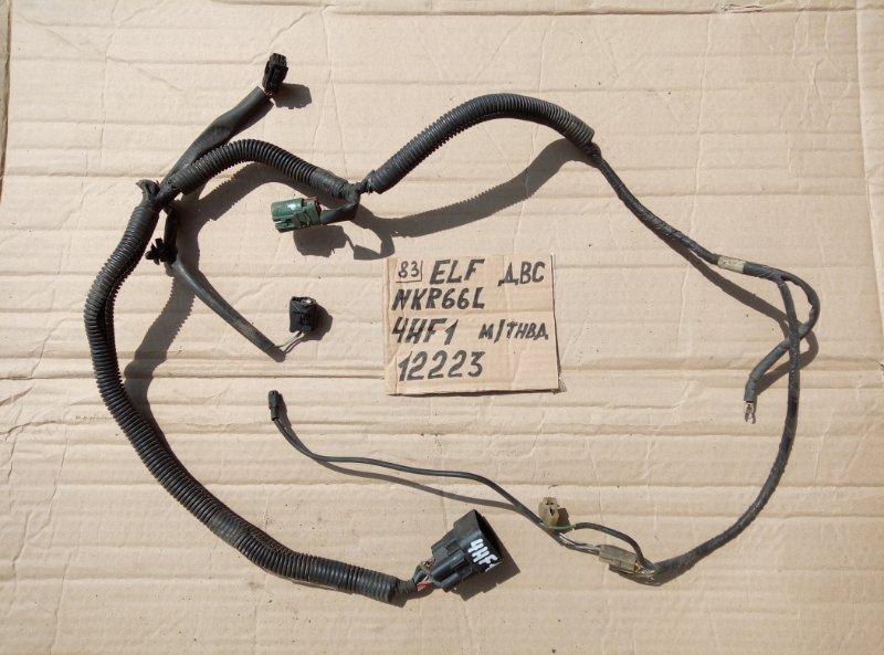 Проводка двигателя Isuzu Elf NKR66L 4HF1 1998