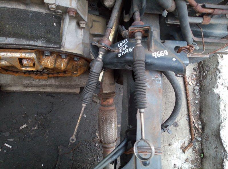 Трос переключения передач Isuzu Elf NKR66E 4HF1 2002