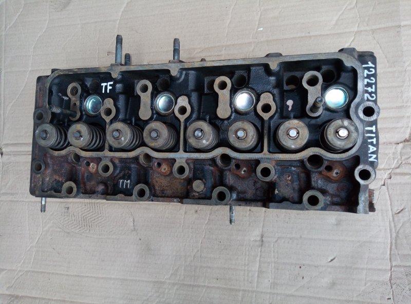 Головка блока цилиндров Mazda Titan WGEAT TF