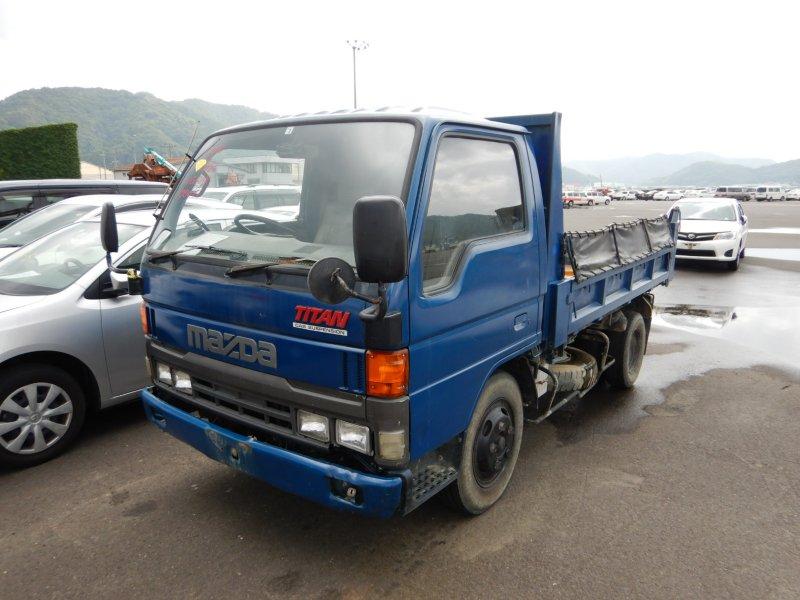 Балка Mazda Titan WGFAK TF 1996