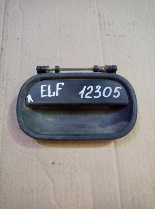 Ручка двери, наружная Isuzu Elf NKR66E 4HF1 правая