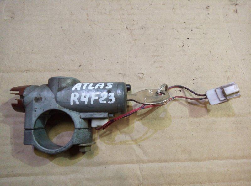 Замок зажигания Nissan Atlas R4F23 QD32 2000