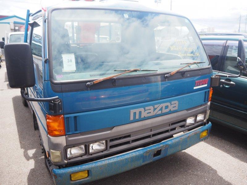 Кабина, в сборе Mazda Titan WG64T 4HG1 1997